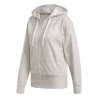 W Melange French Terry Hoodie adidas