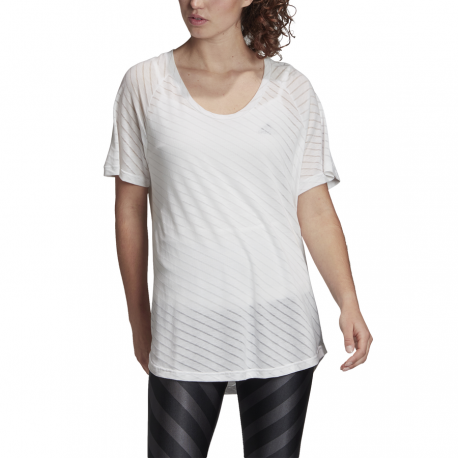 Burn out Graphic Tee adidas