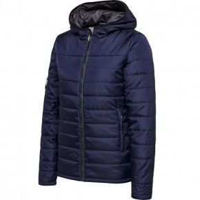 hmlNORTH QUILTED HOOD JACKET W