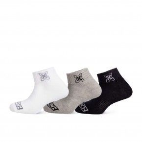 PACK CALCETINES ANKLE HOBRE MUNICH